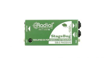 Radial StageBug SB-2 Top