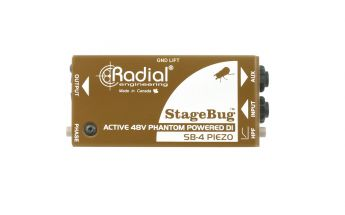 Radial StageBug SB-4 Top