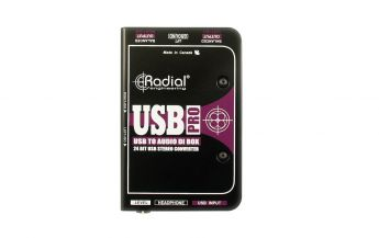 Radial USB-Pro Top