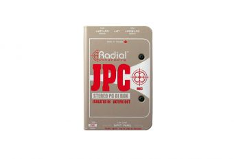 Radial JPC Top