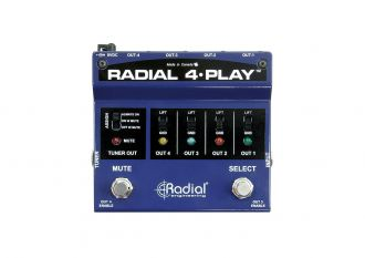 Radial 4-Play Top
