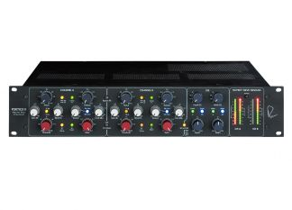 Rupert Neve Designs Master Buss Processor Black