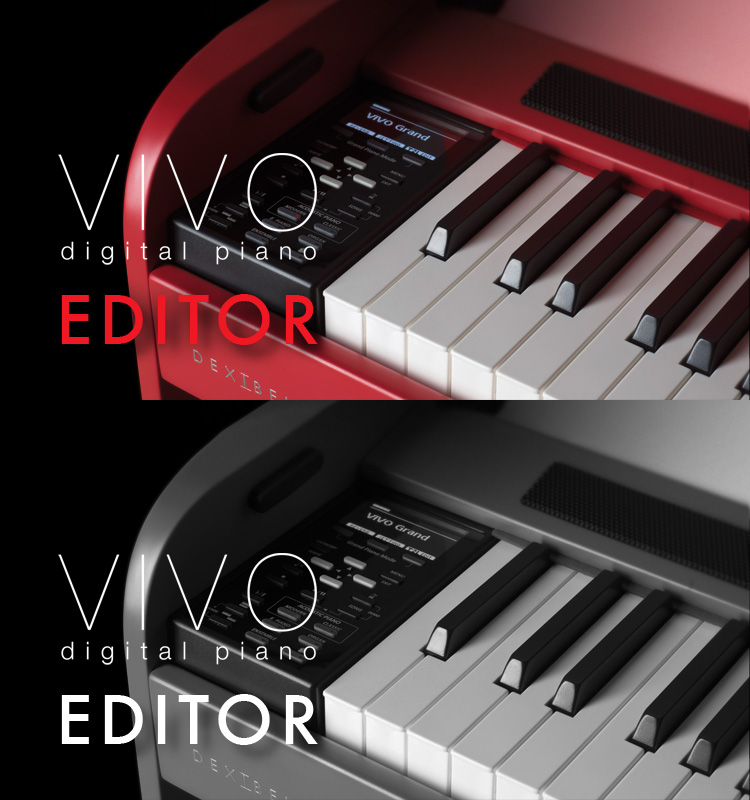 Dexibel Vivo Editor update 3.0