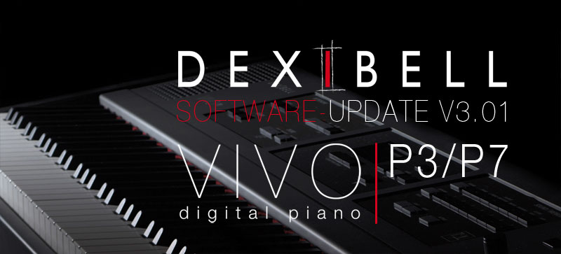 Dexibel VIVO Portable-Update v3.01