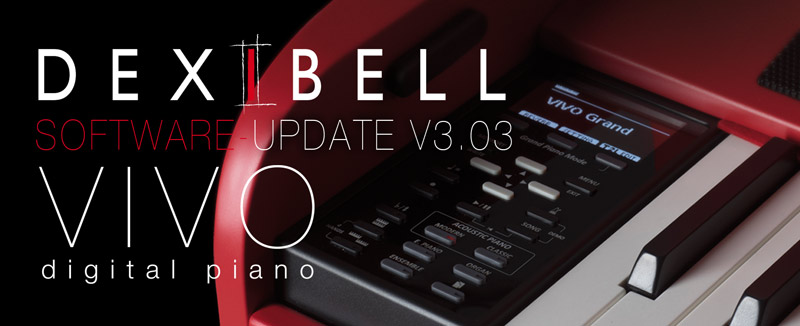 Dexibel VIVO Update v3.03