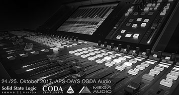 SSL-Workshop bei CODA Audio in Hannover