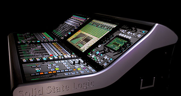 SSL L500 unterwegs mit Imagine Dragons