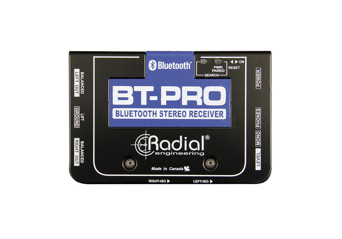 Radial BT-Pro Top